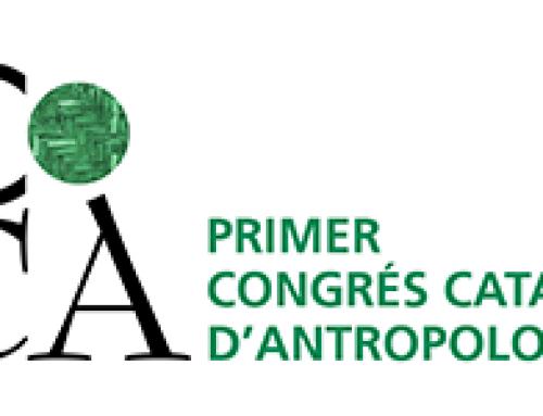 La nostra sòcia Pati Homs participa al primer Congrés Català d'Antropologia