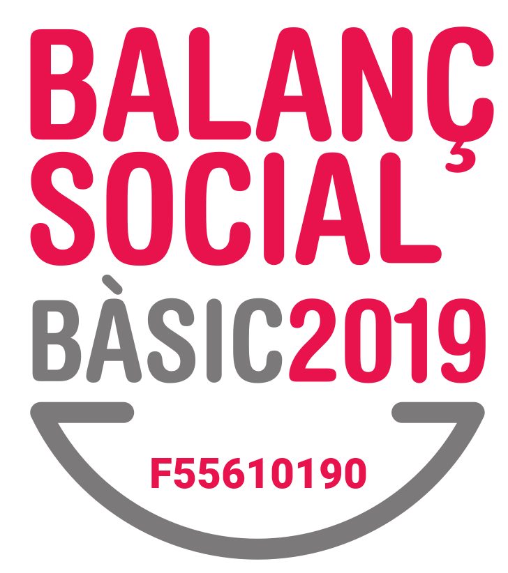 Segell Balanç Social 2019