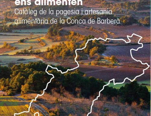 Presentació del Catàleg de la pagesia i artesania alimentària de la Conca de Barberà.